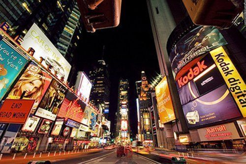 Time Square en Nueva York