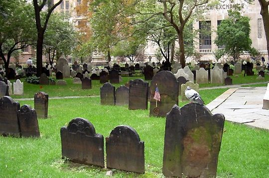 Trinity Church Cemetery