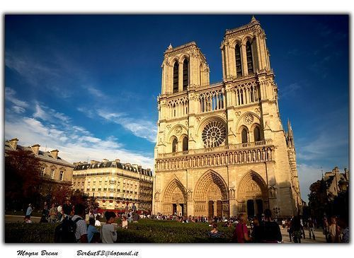 catedral de Notre Dame en Pars, un momumento que entra en el Paris Museum Pass