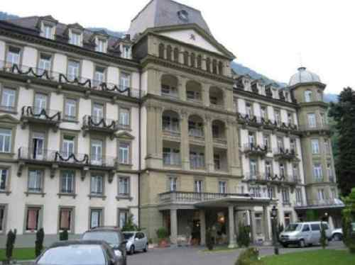 Lindner Grand Hotel Beau Rivage - Hotel en Interlaken
