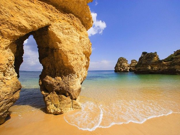 Algarve en Portugal